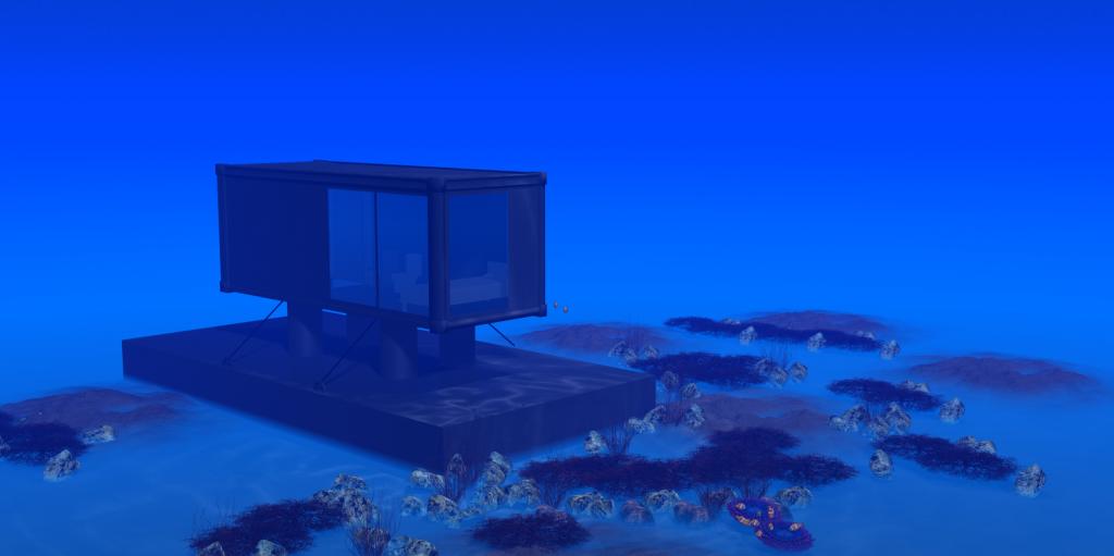 underwater dwelling